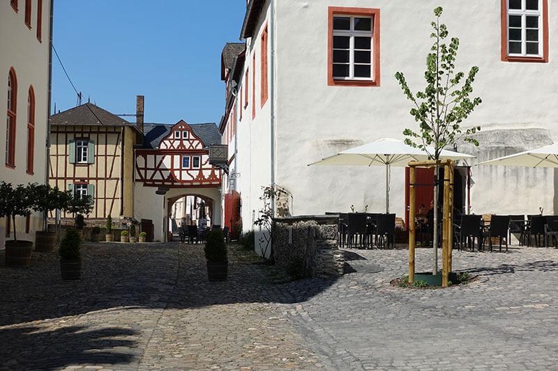 Winzerkeller Schloss Philippsburg | Galerie | Aussenbereich