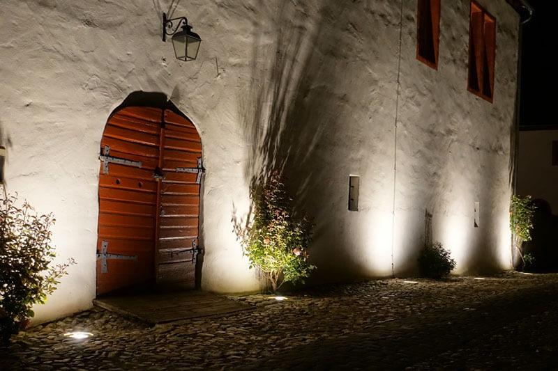 Winzerkeller Schloss Philippsburg | Galerie | Eingang