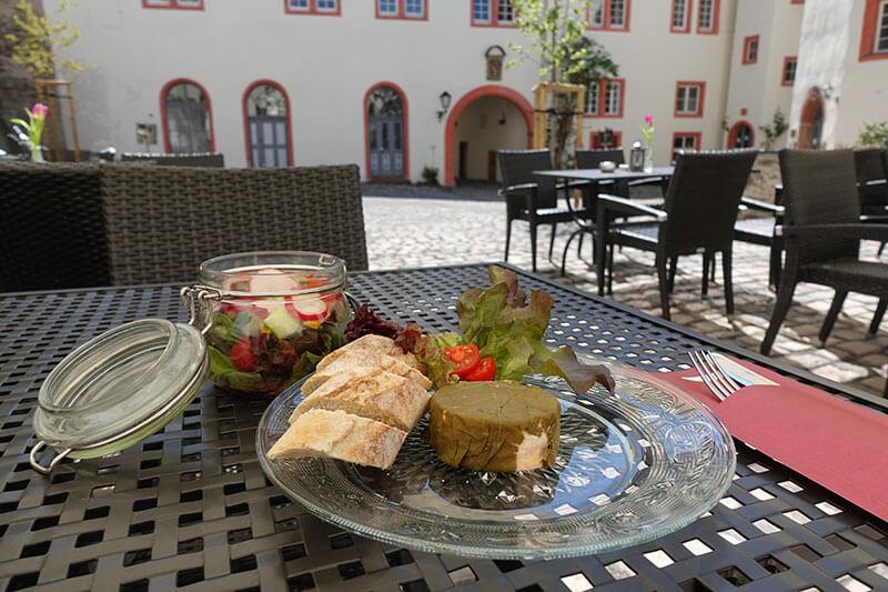 Winzerkeller Schloss Philippsburg | Galerie | Speisen