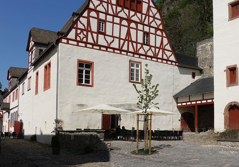 Winzerkeller Schloss Philippsburg | Slider | Aussenansicht